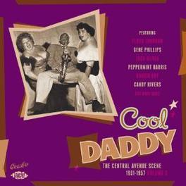 COOL DADDY -24TR- CENTRAL AVENUE SCENE 1951-1957 VOL.3 Audio CD, V/A, CD