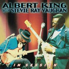 IN SESSION ..VAUGHAN Audio CD, ALBERT/STEVIE RAY V KING, CD