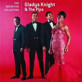 DEFINITIVE COLLECTION Audio CD, KNIGHT, GLADYS & THE PIPS, CD