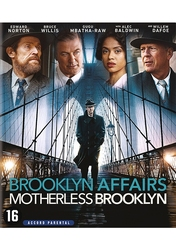 Motherless Brooklyn, (Blu-Ray)
