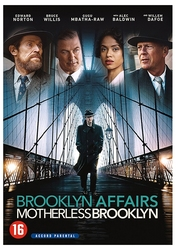 Motherless Brooklyn, (DVD)