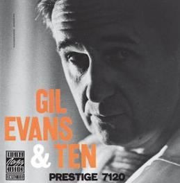 GIL EVANS & TEN Audio CD, GIL EVANS, CD