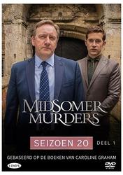 Midsomer murders - Seizoen 20 deel 2, (DVD)