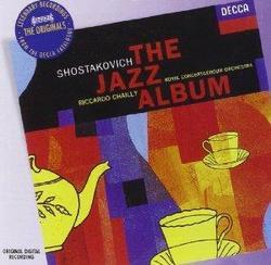 JAZZ ALBUM ROYAL CONCERTGEBOUW ORCHESTRA/CHAILLY