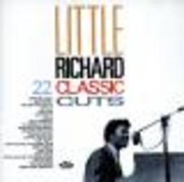 22 CLASSIC CUTS Audio CD, LITTLE RICHARD, CD