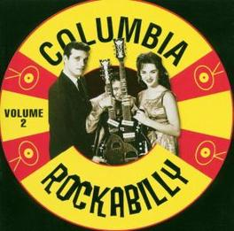 COLUMBIA ROCKABILLY 2 W/LINK WRAY/CARL PERKINS/JOHNNY HORTON/RONNIE SELF/ Audio CD, V/A, CD