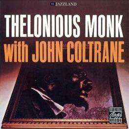 WITH JOHN COLTRANE Audio CD, THELONIOUS MONK, CD