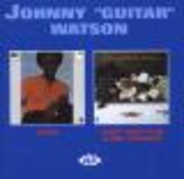 LISTEN/DON'T WANT TO BE A -2 ON 1- Audio CD, WATSON, JOHNNY -GUITAR-, CD
