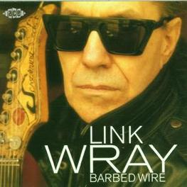 BARBED WIRE FOLLOW-UP TO 1997'S 'SHADOWMAN' Audio CD, LINK WRAY, CD