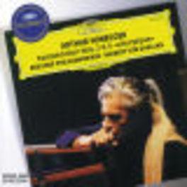SYMPHONY NO.2 & 3 WESENIGK/BERLINER PHILHARMONIC/HERBERT VON KARAJAN Audio CD, HONEGGER/STRAVINSKY, CD