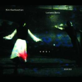 VOCI RSO WIEN/DENNIS RUSSEL DAVIES Audio CD, L. BERIO, CD