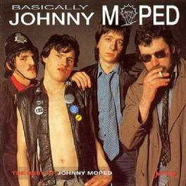 BASICALLY: BEST OF Audio CD, JOHNNY MOPED, CD