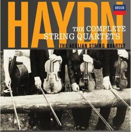 COMPLETE STRING QUARTET.. AEOLIAN STRING QUARTET Audio CD, J. HAYDN, CD