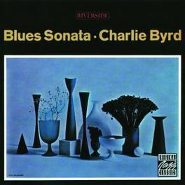 BLUES SONATA Audio CD, CHARLIE BYRD, CD