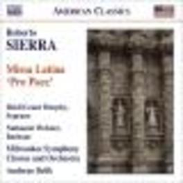 MISSA LATINA MILWAUKEE S.O./DELFS Audio CD, SIERRA, CD