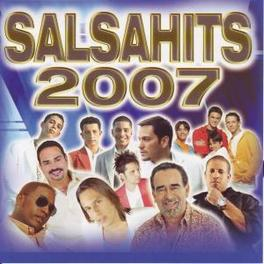 SALSAHITS 2007 -14TR- W/N'KLABE/TITO ROJAS/SEXAPPEAL/VICTOR MANUELLE/A.O. Audio CD, V/A, CD