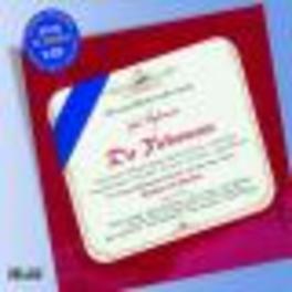 DIE FLEDERMAUS WIENER PHILHARMONIKER/HERBERT VON KARAJAN Audio CD, J.S. STRAUSS, CD