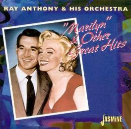 MARILYN & OTHER GREAT HIT 24 INSTRUMENTAL & VOCAL TRACKS Audio CD, RAY ANTHONY, CD