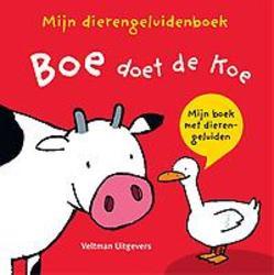 Mijn dierengeluidenboek:...