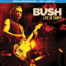 LIVE IN TAMPA -BR+DVD-