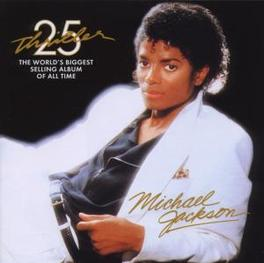 THRILLER -ANNIVERS- 25TH ANNIVERSARY EDITION Audio CD, MICHAEL JACKSON, CD