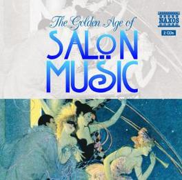 GOLDEN AGE OF SALON MUSIC WORKS BY GODARD/WALDTEUFEL... Audio CD, V/A, CD