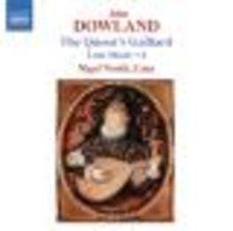 LUTE EDITION VOL.4 NIGEL NORTH Audio CD, J. DOWLAND, CD