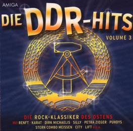 DIE DDR HITS VOL.3 Audio CD, V/A, CD
