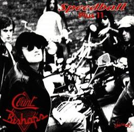 SPEEDBALL+11 15 TRACKS FROM 1975 Audio CD, COUNT BISHOPS, CD