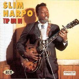TIP ON IN Audio CD, SLIM HARPO, CD