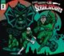 FURTHER ADVENTURES OF Audio CD, LOS STRAITJACKETS, CD