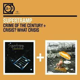 CRIME OF THE../CRISIS.. 2 FOR 1 SERIE Audio CD, SUPERTRAMP, CD