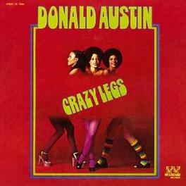 CRAZY LEGS 1973 ALBUM Audio CD, DONALD AUSTIN, CD