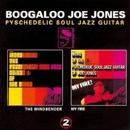 MINDBENDER/MY FIRE -2 ON 1- Audio CD, JOE 'BOOGALOO' JONES, CD