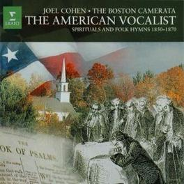 AMERICAN VOCALIST JOEL COHEN Audio CD, BOSTON CAMERATA, CD