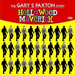 HOLLYWOOD MAVERICK -32TR- ..THE GARY PAXTON STORY//SONNY DAY/PARADONS/CRYPTKICKER Audio CD, V/A, CD