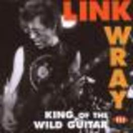 KING OF THE WILD GUITAR Audio CD, LINK WRAY, CD