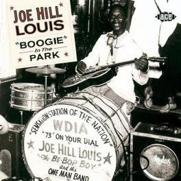 BOOGIE IN THE PARK -28TR- PRODUCED BY SAM PHILLIPS Audio CD, JOE HILL LOUIS, CD