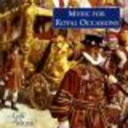 MUSIC FOR ROYAL OCCASIONS Audio CD, V/A, CD