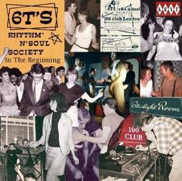 6 T'S RHYTHM & SOUL SOCIE ..SOCIETY//W/JIMMY MCGRIFF/BOBBY BLAND/IRMA THOMAS/A.O. Audio CD, V/A, CD