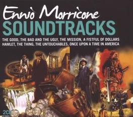 ENNIO MORRICONE VARIOUS ARTISTS PERFORM HIS GREATEST HITS Audio CD, V/A, CD