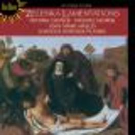 LAMENTATIONS OF JEREMIAH CHANDOS BAROQUE PLAYERS Audio CD, J.D. ZELENKA, CD