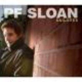 SAILOVER Audio CD, P.F. SLOAN, CD
