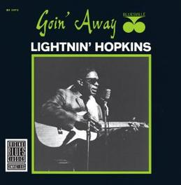 GOIN' AWAY Audio CD, LIGHTNIN' HOPKINS, CD