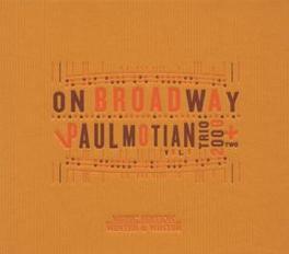 ON BROADWAY VOL.5 Audio CD, MOTIAN, PAUL -TRIO-, CD