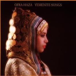YEMENITE SONGS Audio CD, OFRA HAZA, CD