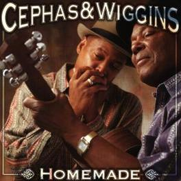 HOMEMADE Audio CD, CEPHAS & WIGGINS, CD