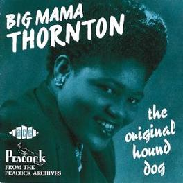 ORIGINAL HOUND DOG 'FROM THE PEACOCK ARCHIVES' Audio CD, BIG MAMA THORNTON, CD