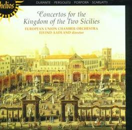 CONCERTOS FOR THE KINGDOM ...OF THE 2 SICILIES/W/G.G.VISCARDI-FLUTE, G.SOLLIMA-CE Audio CD, SCARLATTI/PERGOLESI/DURAN, CD