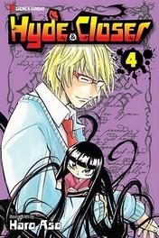 Hyde & Closer 4. Haro Aso, Paperback